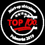 Talenteum Top 100 palmares 2019 logo