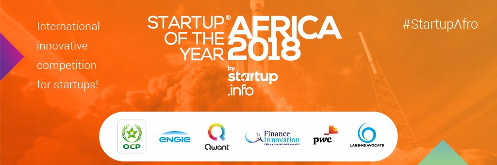 Startup of the Year Award 2018