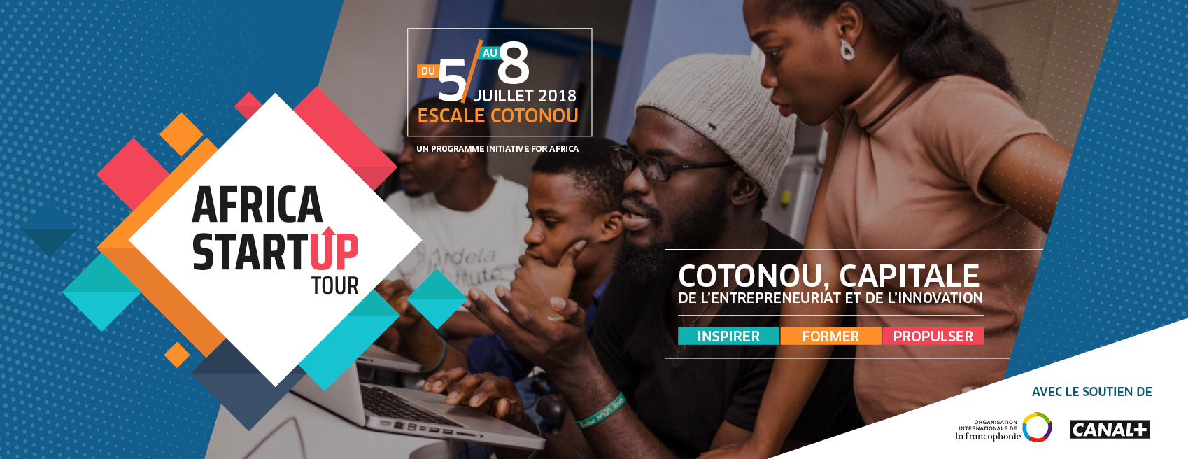 Talenteum – AFRICA START-UP TOUR 2018