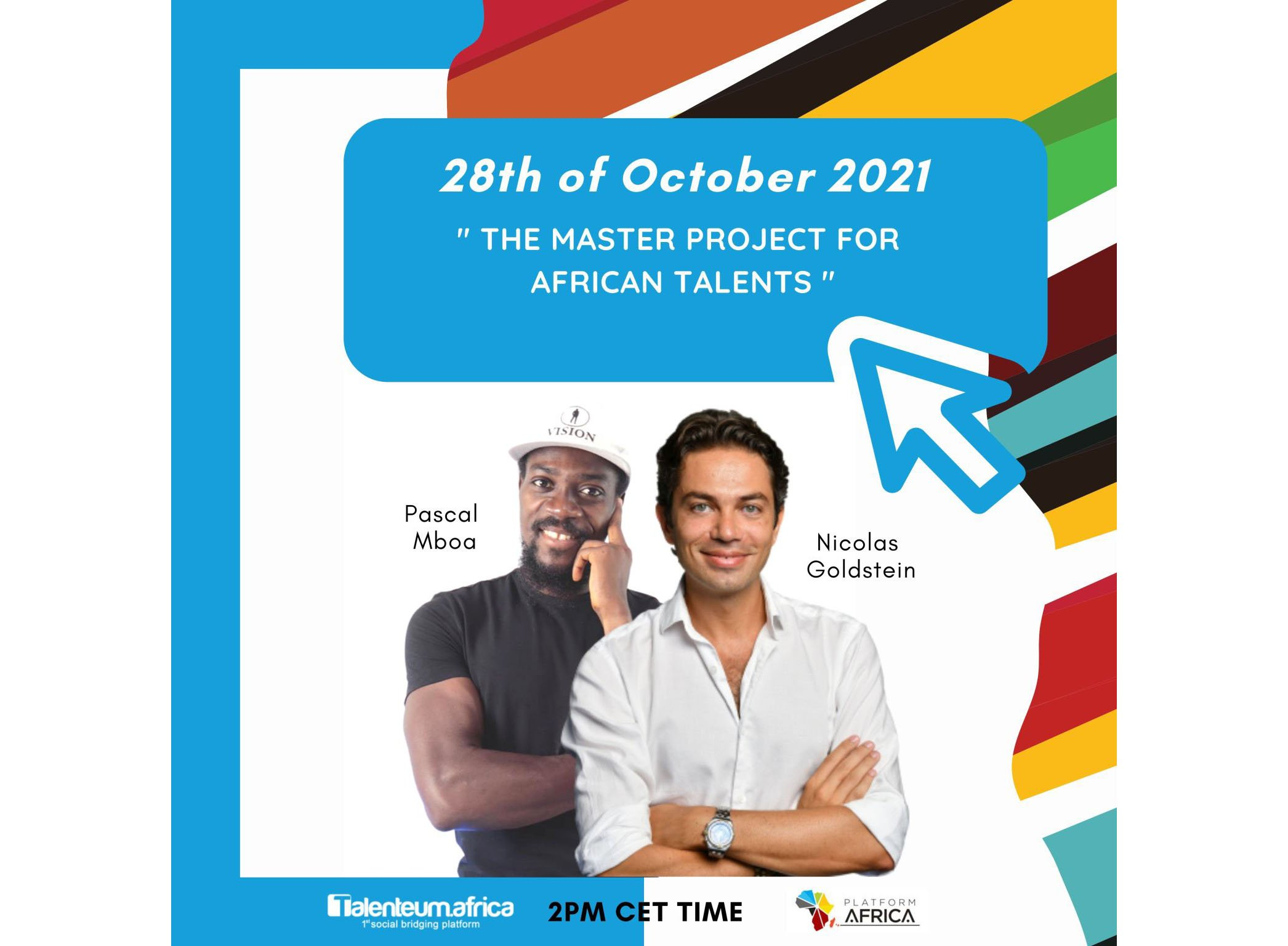 Master Project For African Talents